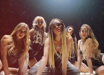 """GROSU выпустила видео на сингл """"МІРІАДА"""""""