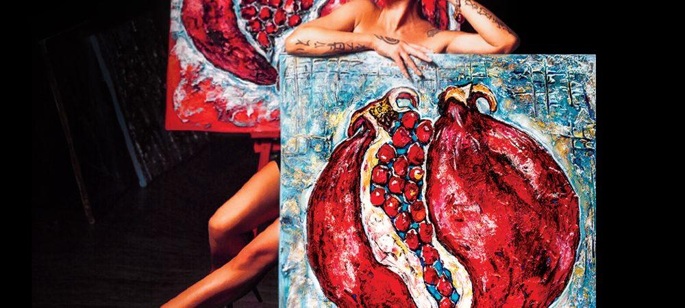 «Любовь, секс и животные символы»: 19 мая состоится персональная  выставка художницы Ирины Третьяк