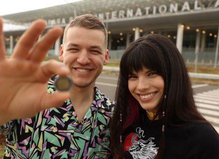 Michelle Andrade и Кирилл Макашов стали ведущими сезона «Орел & Решка. Земляне»