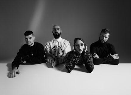 The HARDKISS представляют альбом «Жива і не залізна»