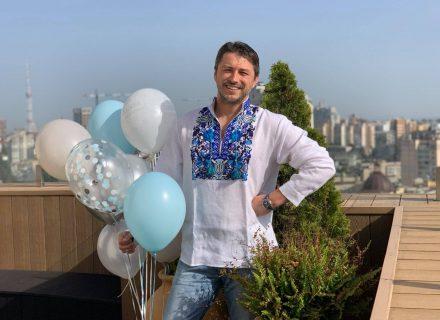Сергей Притула о своем 40-летии: «А чому я маю не святкувати?»