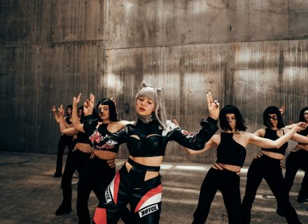 Uliana Royce — Sayounara (Dance Practice)