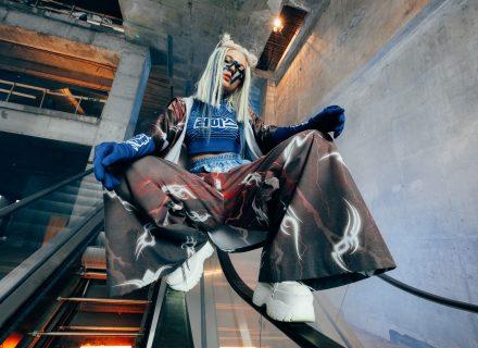Uliana Royce представила танцевальное видео на песню Jump
