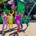 TANCEVANSKIY — СВЕТИ ЗУБАМИ: танцор и хореограф Александр Лещенко запел ярко