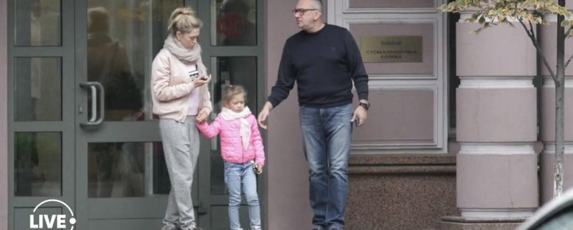 Вера Брежнева и Константин Меладзе завершили ремонт и переехали в новую квартиру в центре Киева